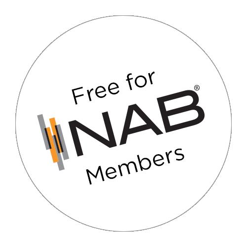 Free for NAB Members