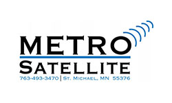 Metro Satellite Solutions Logo