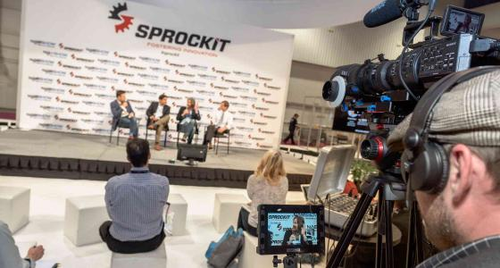 2016 NAB Show's StartUp Loft, SPROCKIT Put Spotlight on Emerging Companies