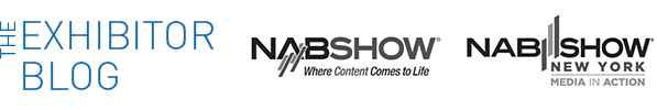 The Exhibitor Blog Logo